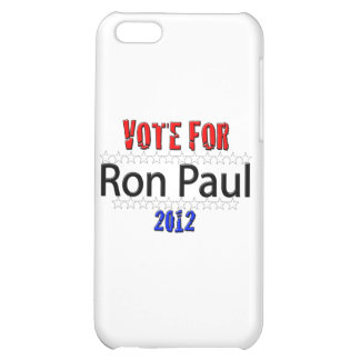 Vote for Ron Paul in 2012 Cover For iPhone 5C