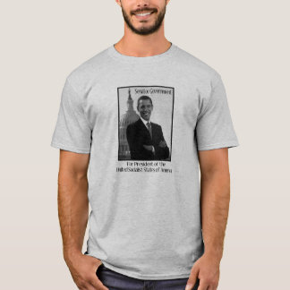 Vote for Senator Government T-Shirt