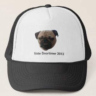 Vote for Snortimer the Pug Hat