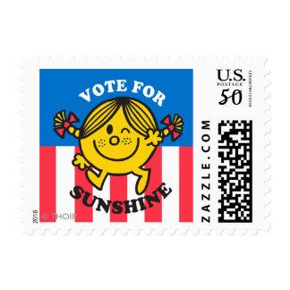 Vote For Sunshine Postage