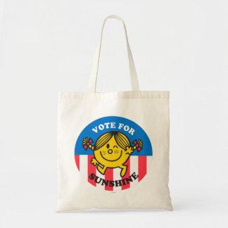 Vote For Sunshine Tote Bag