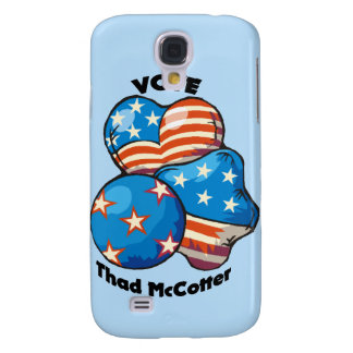 Vote for Thad McCotter Samsung S4 Case