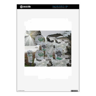 vote for the environment beach California.jpg Skins For The iPad 2