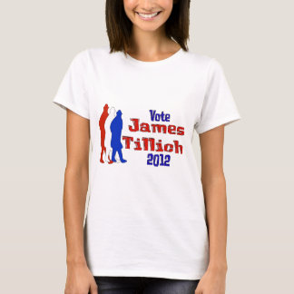 Vote For Tillich T-Shirt