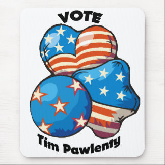 Vote for Tim Pawlenty Mouse Pad