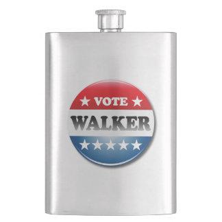 Vote for Walker 2016 Hip Flasks