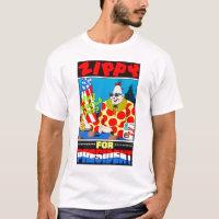 Vote for Zippy T-Shirt