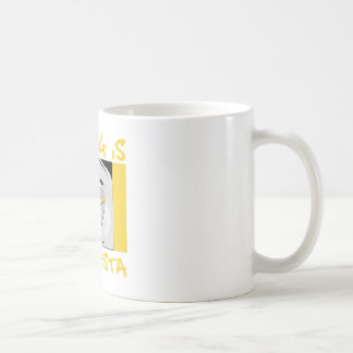 vote gangsta dark mug