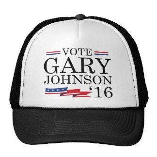 Vote Gary Johnson 2016 Trucker Hat