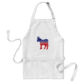 Vote Gillibrand Democrat Adult Apron