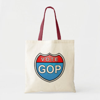 Vote GOP Canvas Bags