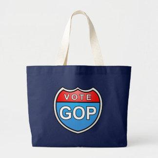 Vote GOP Tote Bags
