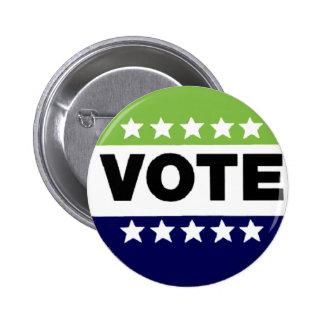 Vote gwb - Button