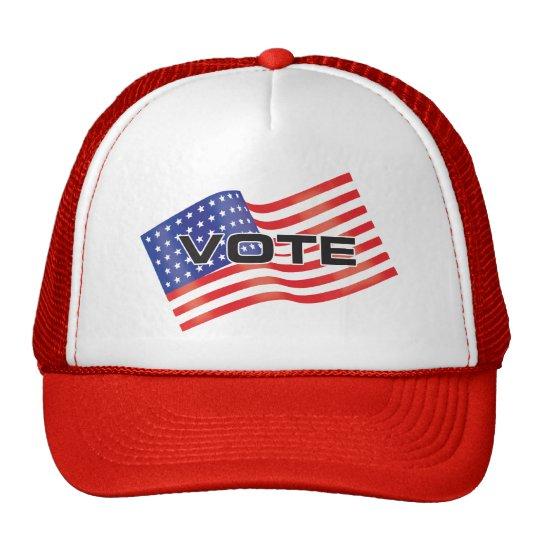 Vote Hat! Trucker Hat