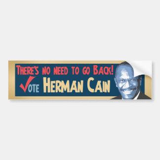 Vote Herman Cain for President Bumper Sticker