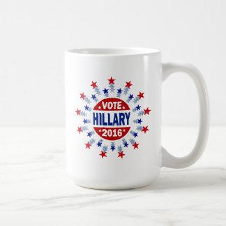 Vote Hillary 2016 Mugs