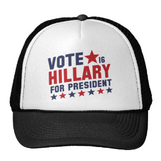Vote Hillary 2016 Trucker Hat