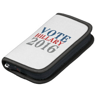 VOTE HILLARY CLINTON 2016 VINTAGE PLANNERS