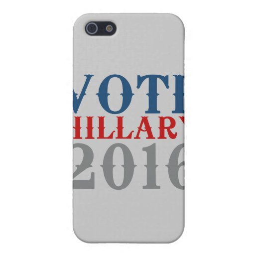 VOTE HILLARY CLINTON 2016 VINTAGE.png Covers For iPhone 5