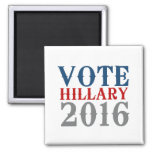 VOTE HILLARY CLINTON 2016 VINTAGE.png Refrigerator Magnets