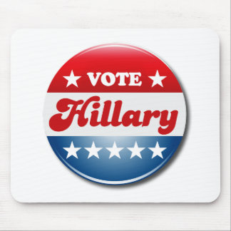 VOTE HILLARY CLINTON.png Mouse Pad