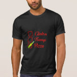 vote hillary clinton trump pizza beer funny tshirt