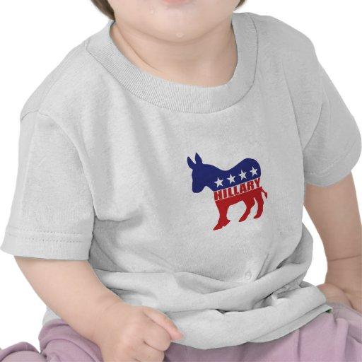 Vote Hillary Democrat Tshirt