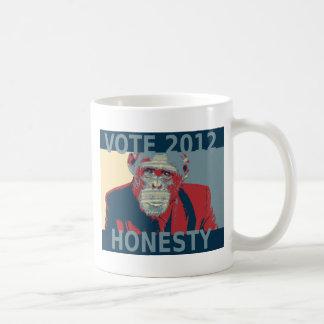 Vote Honesty 2012 Coffee Mug