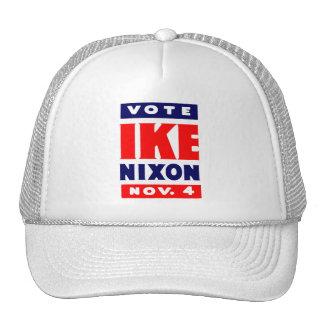 Vote Ike, Nixon in 1952 Trucker Hat