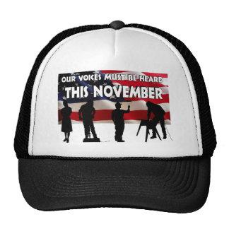 Vote in November Trucker Hat