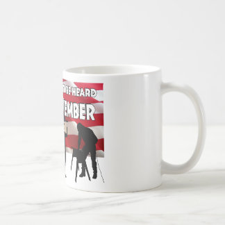 Vote in November Classic White Coffee Mug