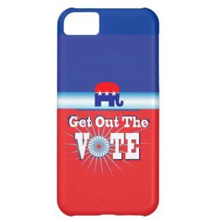 VOTE iPhone 5C COVER