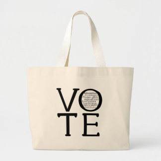 Vote Issues Bags