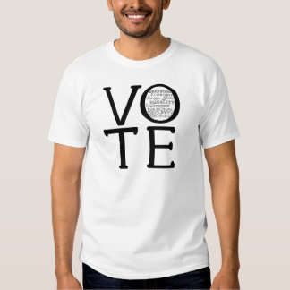 Vote Issues Shirt