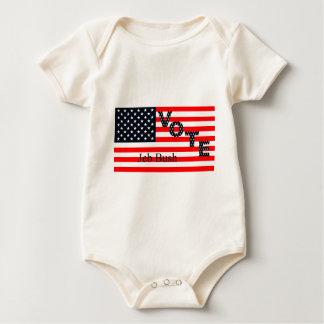 Vote Jeb Bush for President 2016 Baby Bodysuit