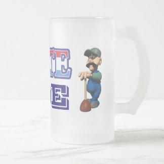 Vote Joe The Plumber Beer Mug