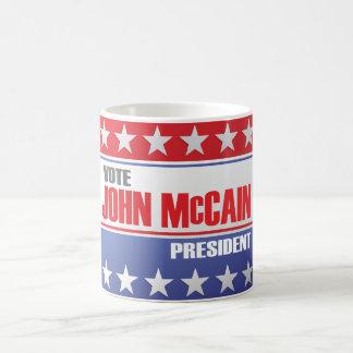 Vote John McCain For President Coffee Mug