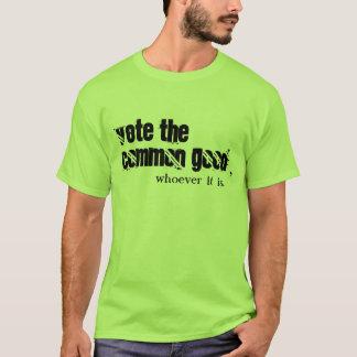 vote la camiseta del BIEN COMÚN