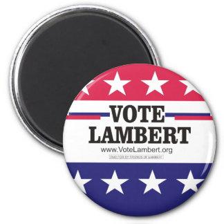Vote Lambert Campaign Magnet