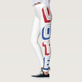 Vote! Leggings