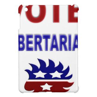 Vote Libertarian iPad Mini Case