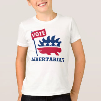 VOTE LIBERTARIAN - liberty/freedom/ron paul T-Shirt