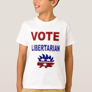 Vote Libertarian T-Shirt