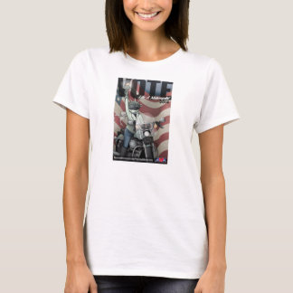 Vote Like a Motorcyclist T-Shirt