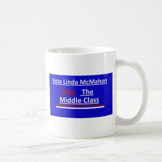 Vote Linda McMahon 2012 Senate Race Coffee Mug