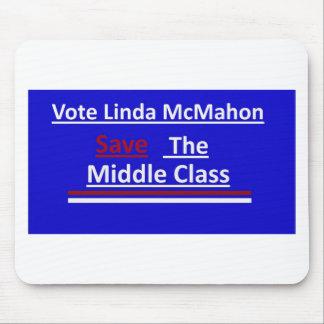 Vote Linda McMahon 2012 Senate Race Mouse Pad