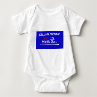 Vote Linda McMahon 2012 Senate Race T-shirt