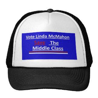 Vote Linda McMahon 2012 Senate Race Trucker Hat