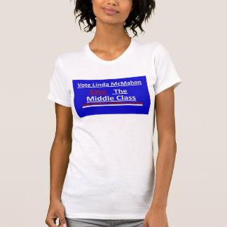 Vote Linda McMahon 2012 Tee Shirt