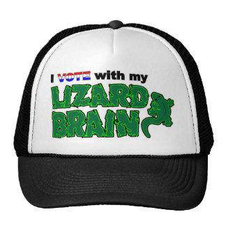 Vote_Lizard_Brain Trucker Hat